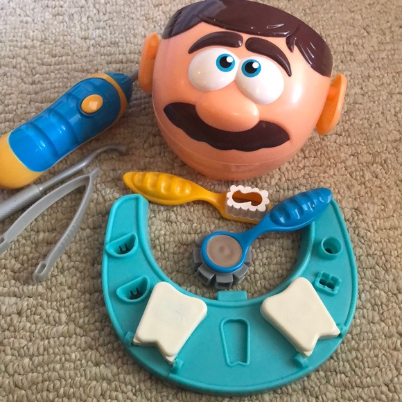 Other - Play doh dentist set